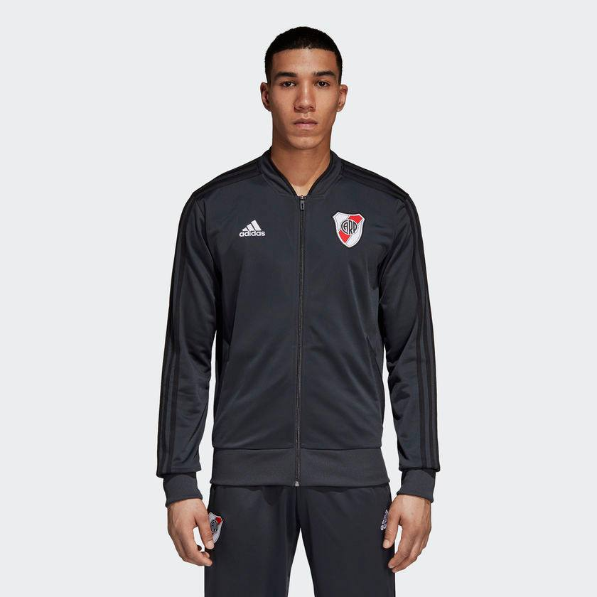 06dd52f35 Adidas Original Soccer Jacket River Plate   Football Relics